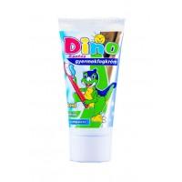 Детская зубная паста Dino Junior, 50 мл