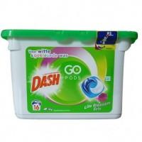 Капсулы для стирки Dash Lilia Go Pods 3в1, (16 шт)