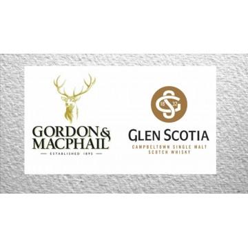 Виски MacPhails Collection Glen Scotia, tube, 1992 (0,7 л)