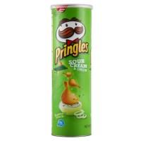 Чипсы Pringles Sour Cream&Onion (165 г)