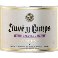 Игристое вино Juve y Camps Cinta Purpura Reserva Semi-seco (0,75 л)