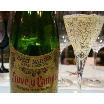 Игристое вино Juve y Camps Reserva de la Familia Gran Reserva Brut Nature, gift box (0,75 л)