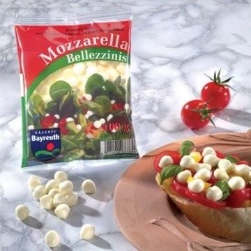 Сыр Моцарелла мини Belleza 19%, (100 г)