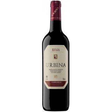 Вино Urbina Tempranillo (0,75 л)