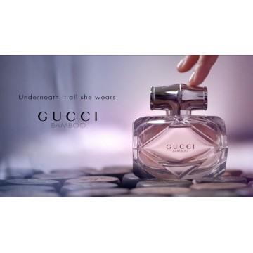 Парфюмированная вода Gucci Bamboo, 75 мл