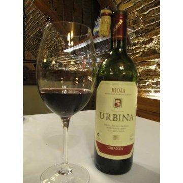 Вино Urbina Crianza (0,75 л)