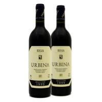 Вино Urbina Seleccion, 1999 (0,75 л)