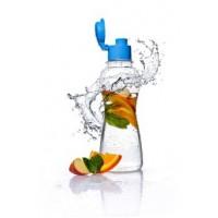 Бутылка пластиковая Titiz C-Fit, синяя (0,45 л)