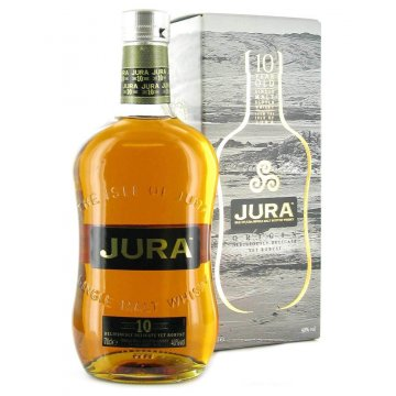 Виски Isle of Jura 10 Years Old (0,7 л)