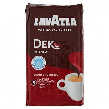 Кофе Lavazza Dek Intenso (250 г)