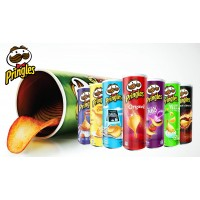 Чипсы Pringles Salt & Vinegar (165 г)