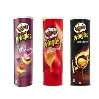 Чипсы Pringles Hot & Spicy (190 г)