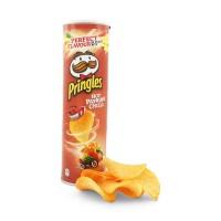 Чипсы Pringles Hot Paprika Chilli (190 г)