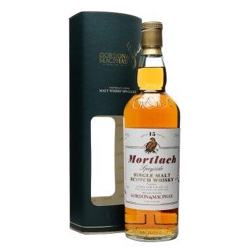 Виски Mortlach 15 Year Old, gift box (0,7 л)
