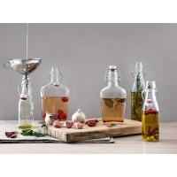 Стеклянная бутылка фляга Bormioli Rocco Fiaschetta (0,25 л)