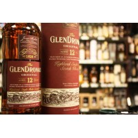 Виски GlenDronach 12 Year Old Original, tube (0,7 л)