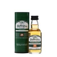 Виски Ballechin 10 Years Old (0,05 л)