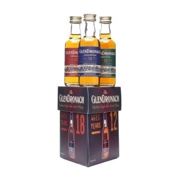 Виски GlenDronach Allardice 18 Year Old (0,05 л)