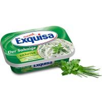 Сыр сливочный ТМ Exquisa с травами 66% (200 г)