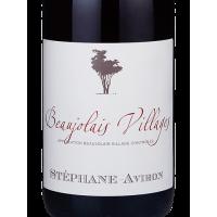 Вино Potel-Aviron Beaujolais Villages, 2015 (0,75 л)