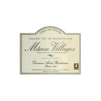 Вино Domaine Andre Bonhomme Macon Villages Vieilles Vignes, 2017 (0,75 л)