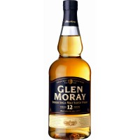 Виски Glen Moray 12 Years Оld, tube (0,7 л)