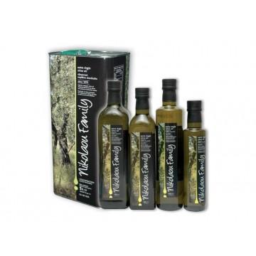 Премиальное греческое оливковое масло Extra Virgin Nikolaou Family (250 мл)
