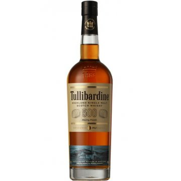 Виски Tullibardine Sherry Finish 500, gift box (0,7 л)