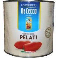 Очищенные помидоры De Cecco Pomodori Pelati (2500 г)