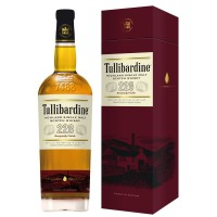 Виски Tullibardine Burgundy Finish 228, gift box (0,7 л)