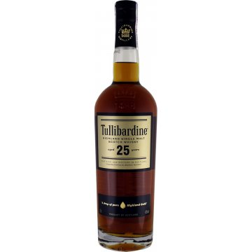 Виски Tullibardine 25 Years Old, gift box (0,7 л)