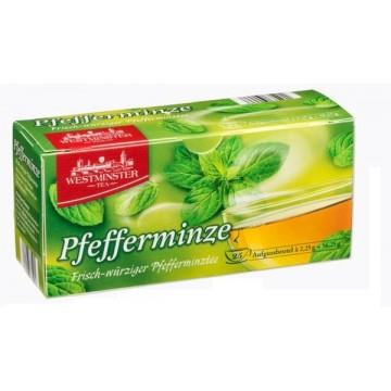 Чай Westminster Pfefferminze (Мята), 25 шт