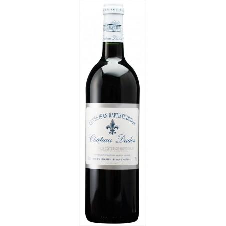 Вино Chateau Dudon Cuvee Jean-Baptiste Dudon, 1999 (0,75 л)