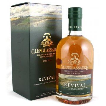 Виски Glenglassaugh Revival, gift box (0,7 л)