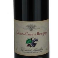 Ликер Doudet Naudin Creme de Cassis de Bourgogne (0,7 л)