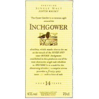 Виски Inchgower 14 Years Old (0,7 л)