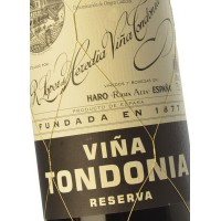 Вино Vina Tondonia Blanco Reserva, 2005 (0,75 л)