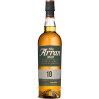 Виски Arran 10 Years Old + 2 glasses, gift box (0,7 л)