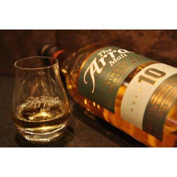 Виски Arran 10 Years Old + 2 glasses, gift box (0,7 л)