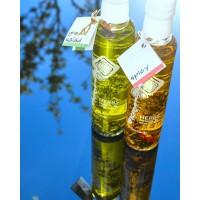 Премиальное греческое оливковое масло Nikolaou Family Herbs Spicy (250 г)