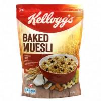 Мюсли Kellogg's Baked Muesli Nuts (450 г)