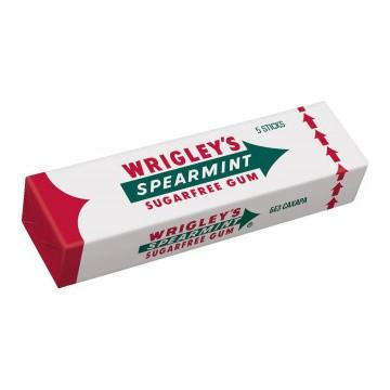 Жевательная резинка Wrigleys Spearmint (14 г)