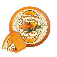 Сыр Landana Pumpkin с добавлением семечек тыквы, 50%