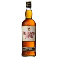 Виски Highland Queen  Blended  (0,7 л)