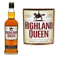 Виски Highland Queen (0,5 л)