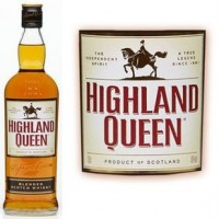 Виски Highland Queen Blended  (1,5 л)
