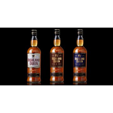 Виски Highland Queen 12 Years Old, gift box (0,75 л)