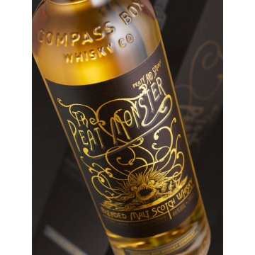 Виски Compass Box The Peat Monster (0,7 л)