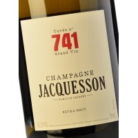 Шампанское Champagne Jacquesson Cuvee №741 (0,75 л)