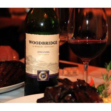 Вино Robert Mondavi Zinfandel Woodbridge (0,75 л)
